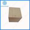 high quality small square wooden box for sale
