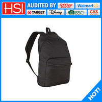 polyester black big discount stock lot backpack pattern