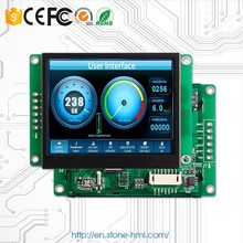"15.1"" TFT LCD display module controller for car audio and video"