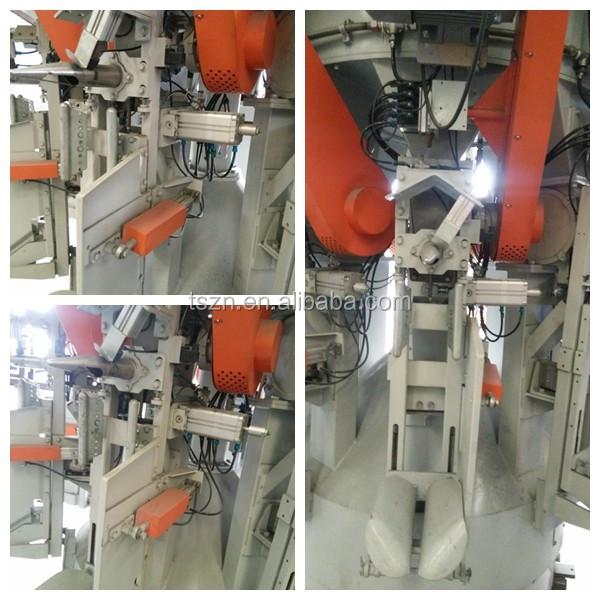 Высокое качество мульти-главы авто ротари цемент упаковочное оборудование с 50 кг цементные мешки