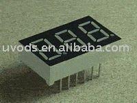 3 digit 7segment digital led display