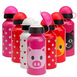 Hot Sale Sports Drink Bottle Aluminium Sport Bottle .Aluminium Water Bottle for KIDS bpa free