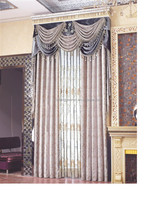 2014new luxury cafe lace curtain