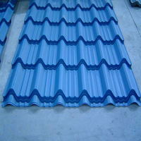 Factory direct sale RAL corrugated color iron sheet roof tiles with low price supplier in Yiwu
