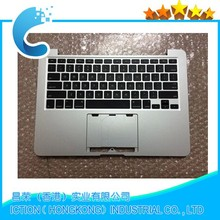 "New ! Swedish Layout Keyboard with Top case Topcase Palmrest For Macbook Pro 13"" / 13.3 "" A1425 2012 with Retina display Laptop"