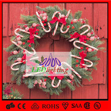 Battery Christmas Wreath decor light