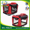 3-Door Fabric Dog Crate Soft Sided Pet Carrier