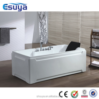 Modern mini indoor bathtub sex massage 1 one person hot tub