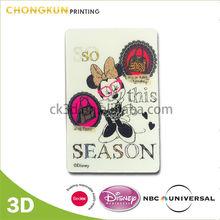 Custom PVC Plastic Playing Poker Cards