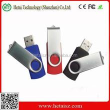 1GB 2GB 4GB 8GB 16GB Swivel USB Flash Drive