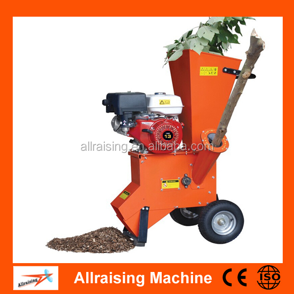 small tree cutting machine