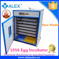 Brand new model incubator and brooder with CE Certificate for sale AI-1056