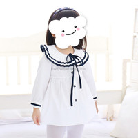 hot new products! baby clothes girls uniform dresses guangdong