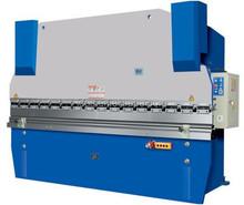 WC67K series CNC hydraulic press brake 300 tons