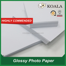 Premium quality low price inkjet high glossy photo paper(A3*20)