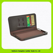 15083 Durable leather phone case, cell phone credit card holder