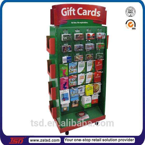 Tsd a507 countertop acrylic greeting card display standgreeting cardboard card display 2 cardboard card display 1 m4hsunfo