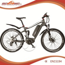 new centre motor mid drive high performance electric bicycle