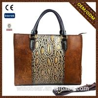 New products women fashionable shoulder bags for wholesales