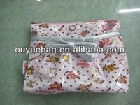 Cheapest printted PVC small cosmetic bags