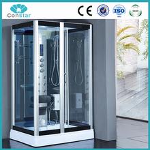 [Constar]China suppliy Hydro showers massage steam shower cabin