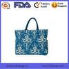 Best selling printed tote bags for ladies waterproof canvas wholesale tote bags