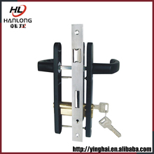 Good price stainless steel aluminium sliding window zinc latch lock