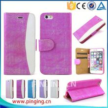 New product Lady Wallet Case for Karbonn A1,PU Leather Flip Cover for Karbonn A1