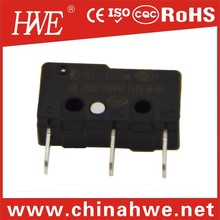 china supplier Snap action micro switch 10a, slide switches