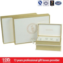 High quality wood cosmetics box case