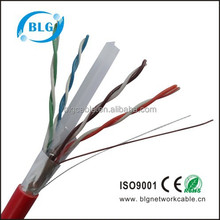 Wholesale china factory different types of cables and wires cat6 kablo fiyat