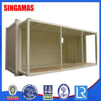 New Style 20ft Low Cost Prefab Container House