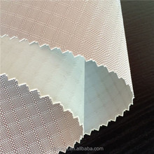420d wire-gird 100% polyester oxford fabric with pvc coated china manufacture