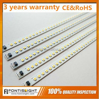 New nonwaterproof led rigid bar/ Hot SMD 2835 led rigid strip light