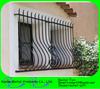 cusomized decorative iron window grills