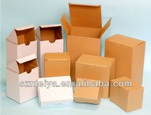 Custom Cardboard Corrugated Carton Packing Boxes /Kraft Paper Carton Package Box