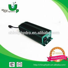 hydroponic system hydroponic 1000w ballast/ 400w t shape double ended metal halide lamp/ hid light ballast