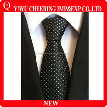 New fashion double layers stripe import zipper necktie for girls made in china