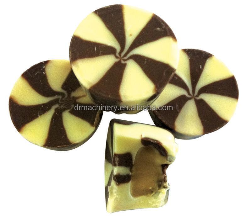 çikolata kalıplama makinesi