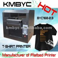 Not used digital t-shirt printer with promotional price