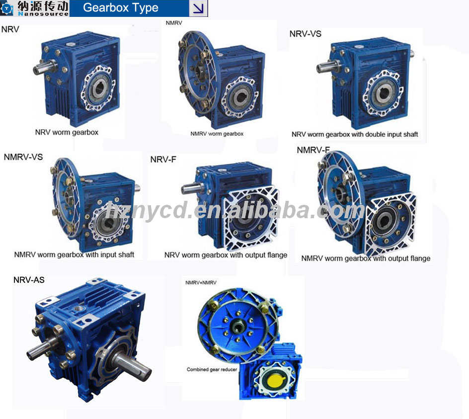 Kw 15 Kw 14rpm 280rpm Small Geared Electric Motors