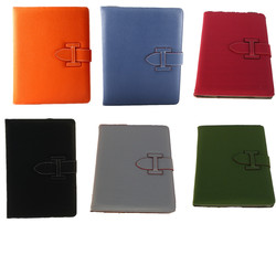 Factory price Lichee Pattern flip pu leather cover case for Ipad air/air 2
