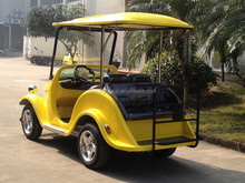 M for exhibition move ,wedding party,hotel,tourist area 4 seats electric classic car