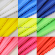 High quality 190T pu coated fabric textile