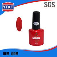 High End Product Custom Packaging Nail Salon UV Color Gel