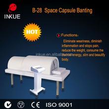 B-28 Infrared slimming capsule Beauty salon equipment/Infrared space capsule /body shaping infrared spa capsule sauna dome