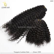 Good feedback black high quality ali express curly 100 percent malaysian remy human hair