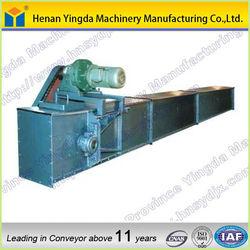 Impact resistance slat conveyor chain