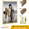 Wall monuted LED light and box with alloy aluminum light frame