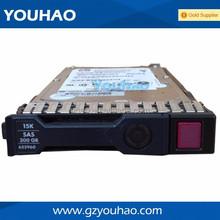 Server Hard Drive 652611-B21 300GB SAS 15K 2.5inch Hard Drive For HP G8